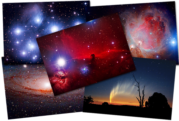 Photography from the Australian Night Sky